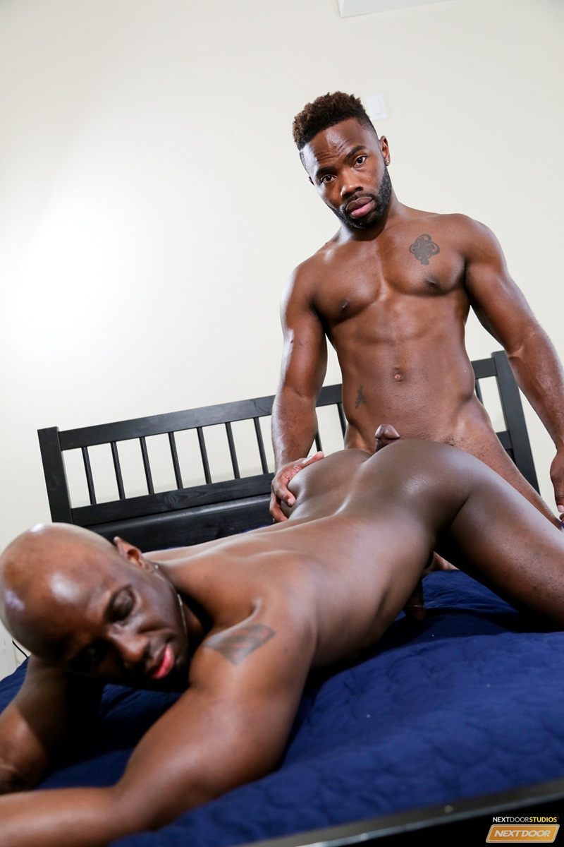 Huge Black Cocks Jay Black And Bam Bam Hardcore Ass -2645