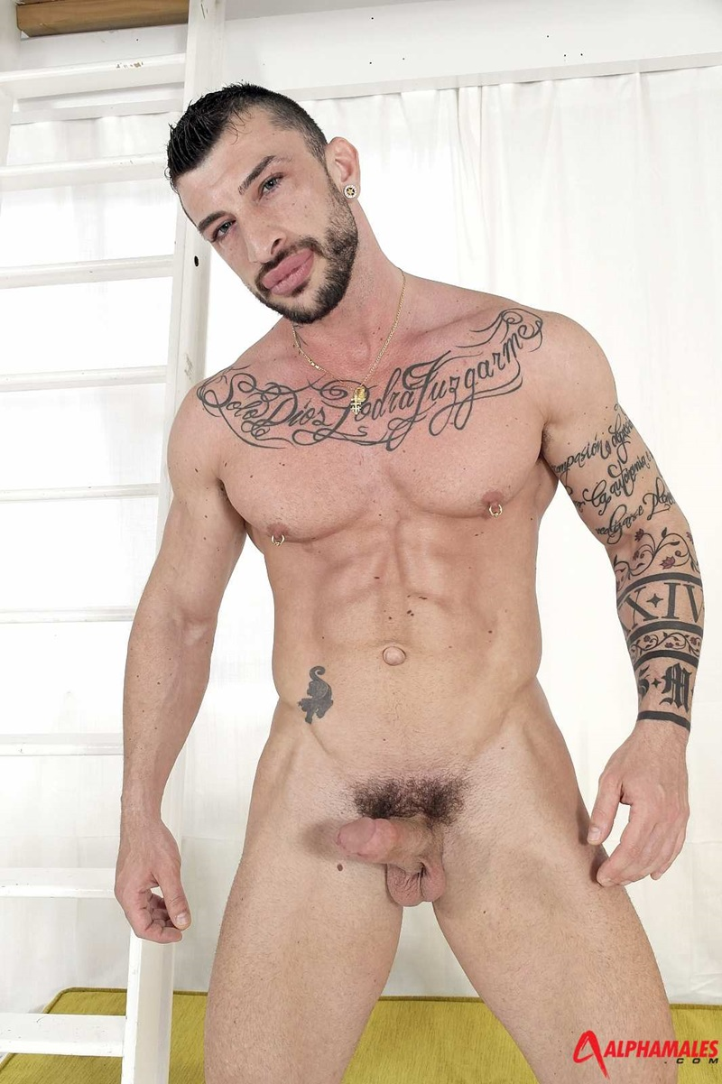 Spanish male porn stars