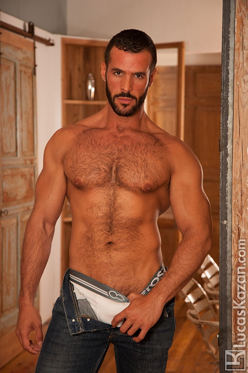 LucasKazan-sexy-Spanish-muscle-hunk-Denis-Vega-hairy-chest-Spaniard-real-muscled-man-huge-erect-dick-tanned-dark-hair-ripped-six-pack-abs-11-gay-porn-star-sex-video-gallery-photo