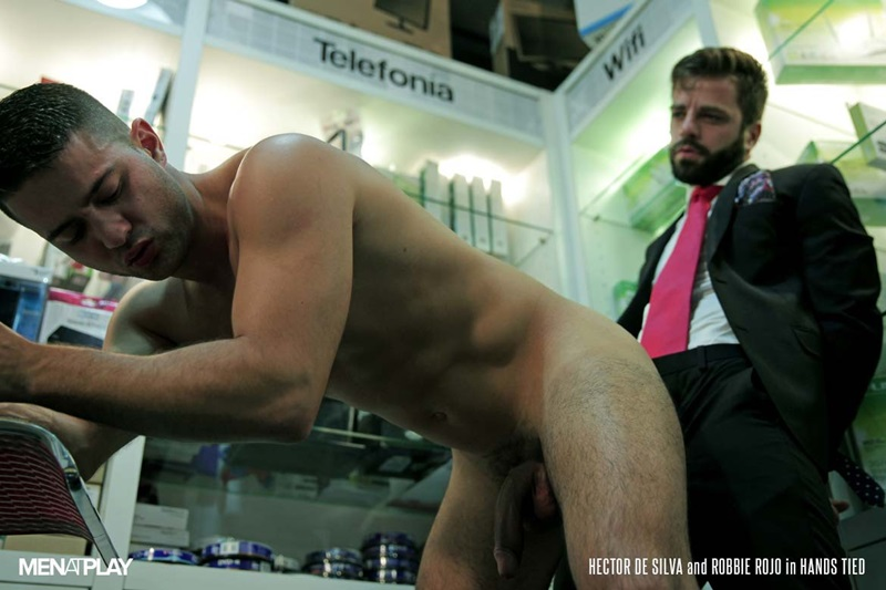 MenatPlay-suited-sex-Robbie-Rojo-sexual-favours-Hector-de-Silva-horny-thick-uncut-Spanish-dick-tongue-deep-rimming-smooth-ass-hole-fucking-25-gay-porn-star-sex-video-gallery-photo