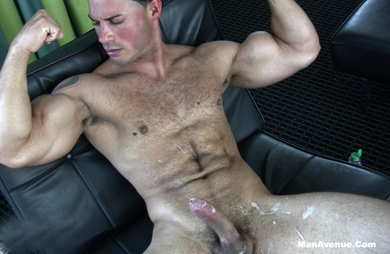 from Rex blonde gay hunks cum