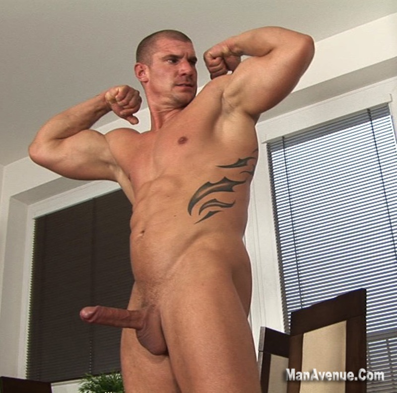Muscly Guy Toys And Jerks