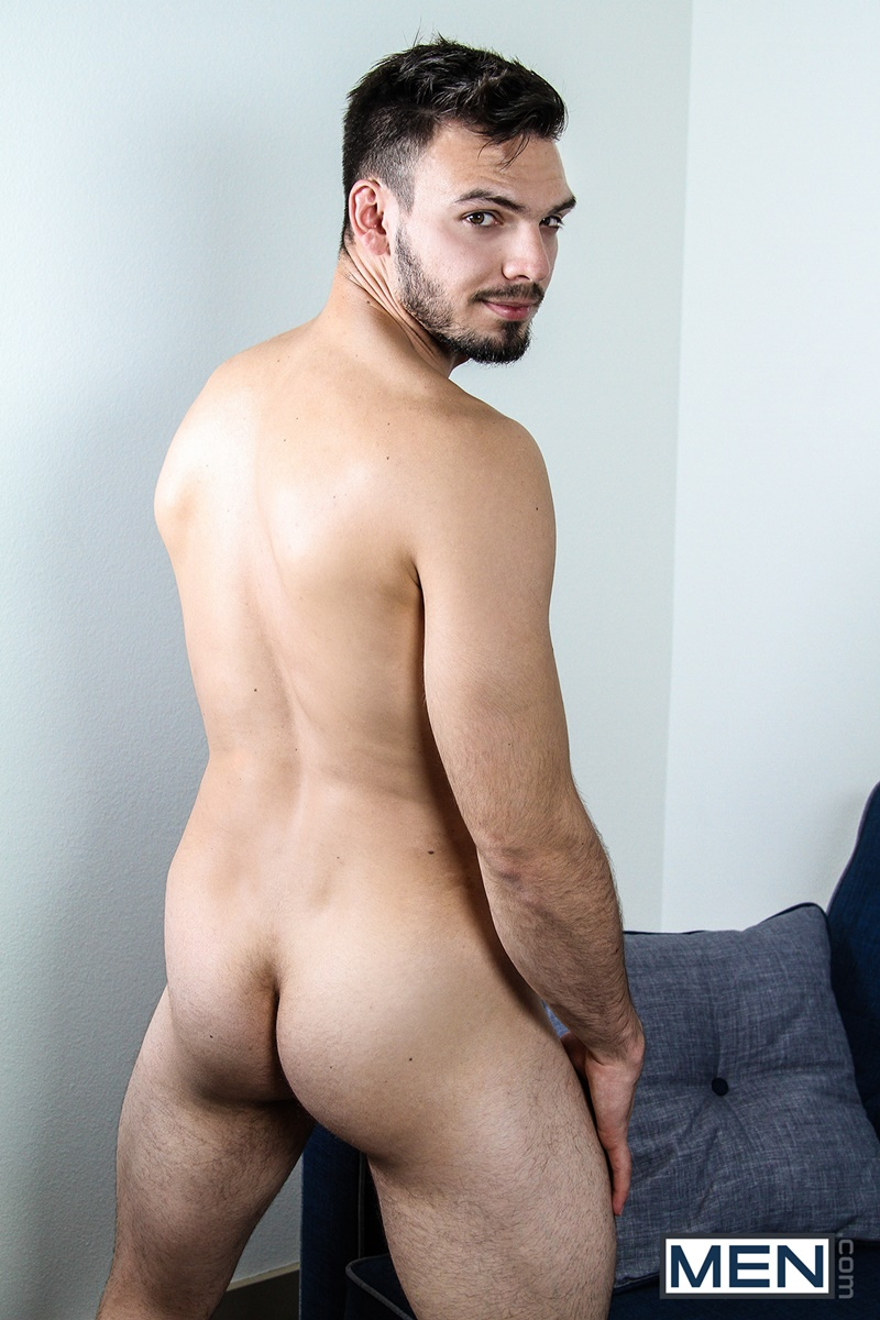 Nude male ass