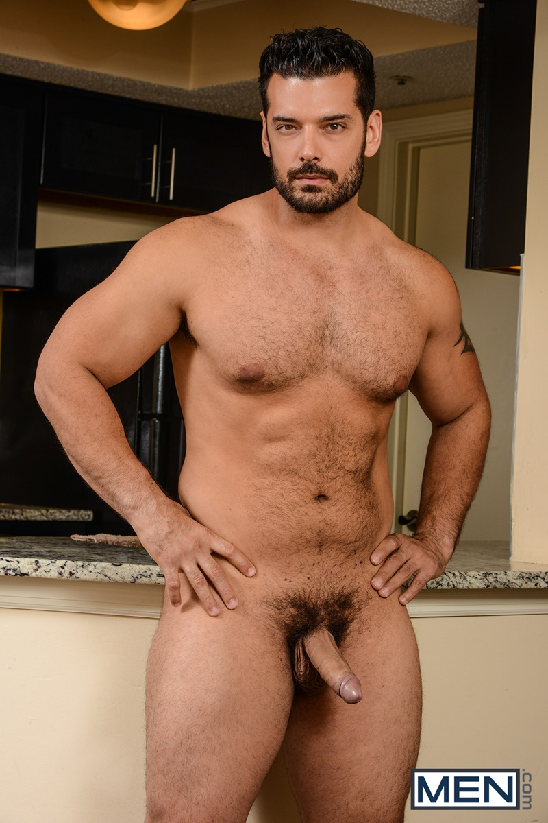 Naked Hairy Hot Men