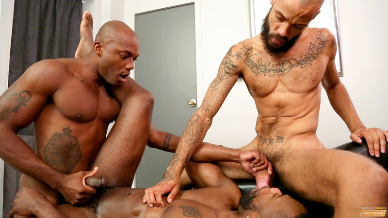 Black Gays Steamy Fuck