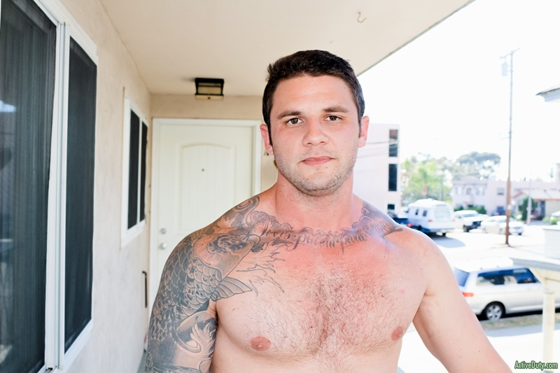activeduty-sexy-naked-young-hairy-chest-dude-rocke-tattoo-big-thick-long-dick-jerking-solo-cumshot-muscle-hunk-low-hanging-balls-005-gay-porn-sex-gallery-pics-video-photo