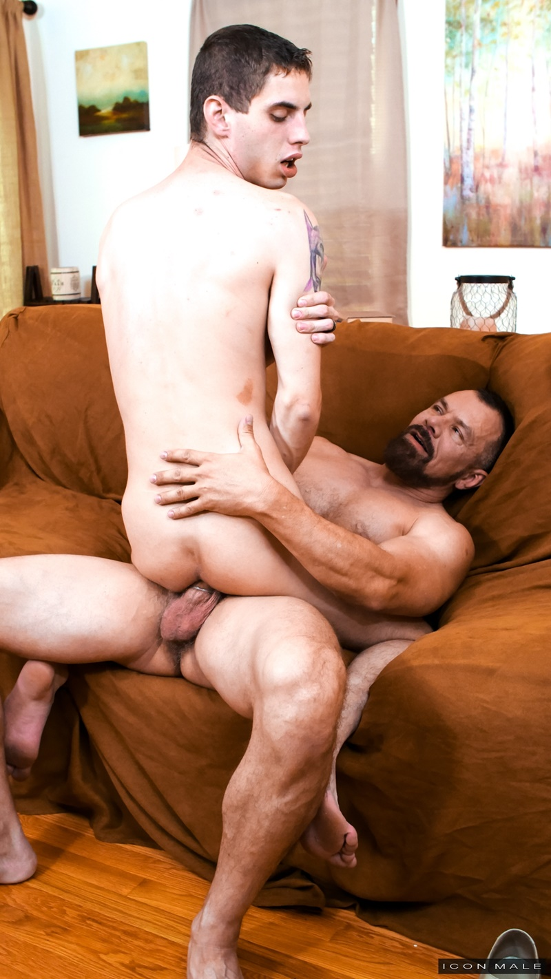 naked gay young