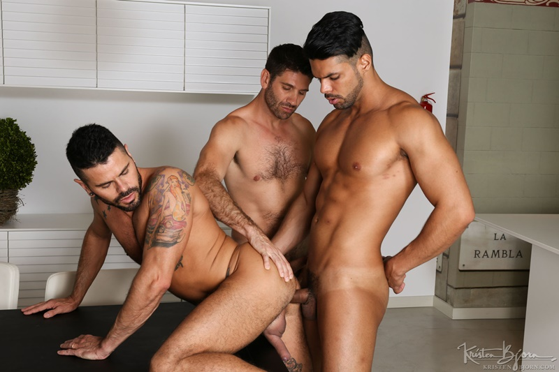 KristenBjorn-naked-big-muscle-men-Mario-Domenech-Lucas-Fox-Craig-Daniel-ass-fucking-big-uncut-cock-threesome-anal-rimming-tattoo-muscled-dudes-007-gay-porn-sex-gallery-pics-video-photo