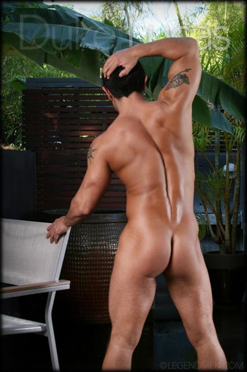 muscle butt porn