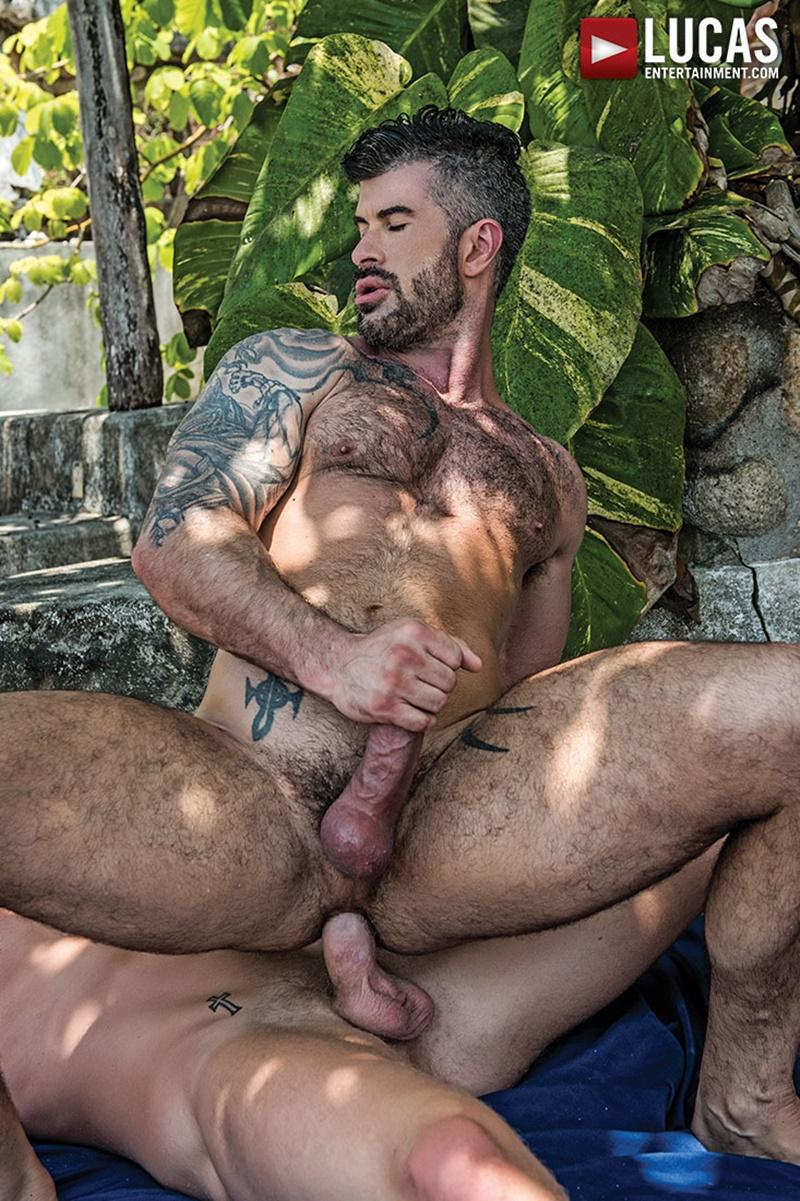 Josh Rider Services Adam Killians Huge Thick 8 Inch Cock -1286