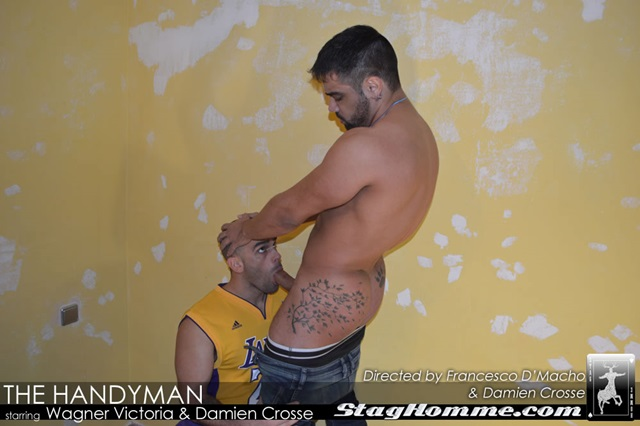stag homme  Wagner Victoria and Damien Crosse
