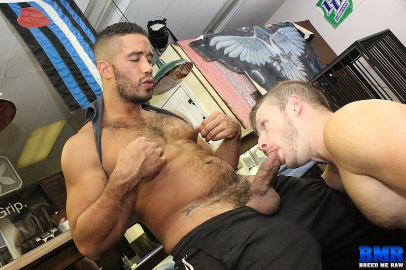Hardcore gay orgy Ray Diesel, Hans Berlin, Trey Turner and Brian Bonds anal fucking