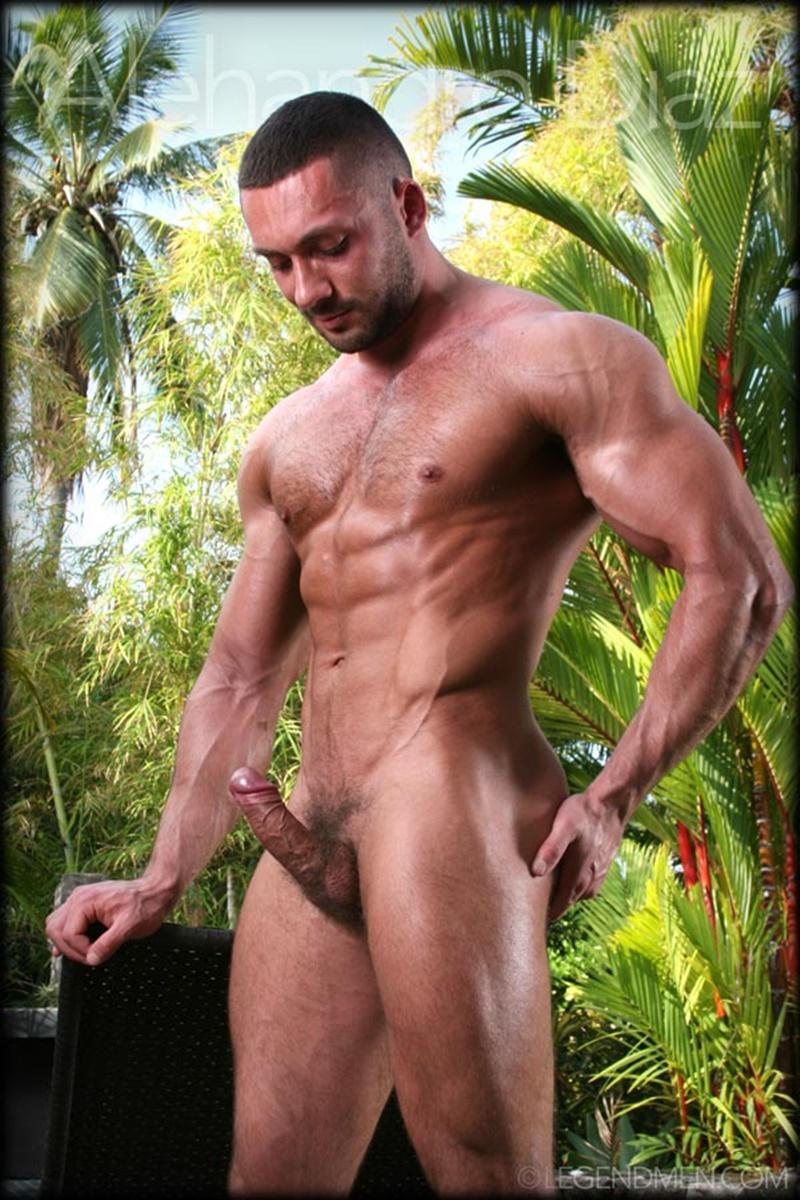 from Dilan gay buff guys stripping nude