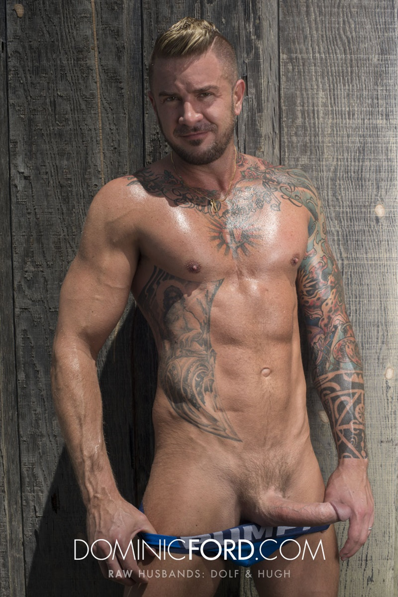gay muscle daddy porn