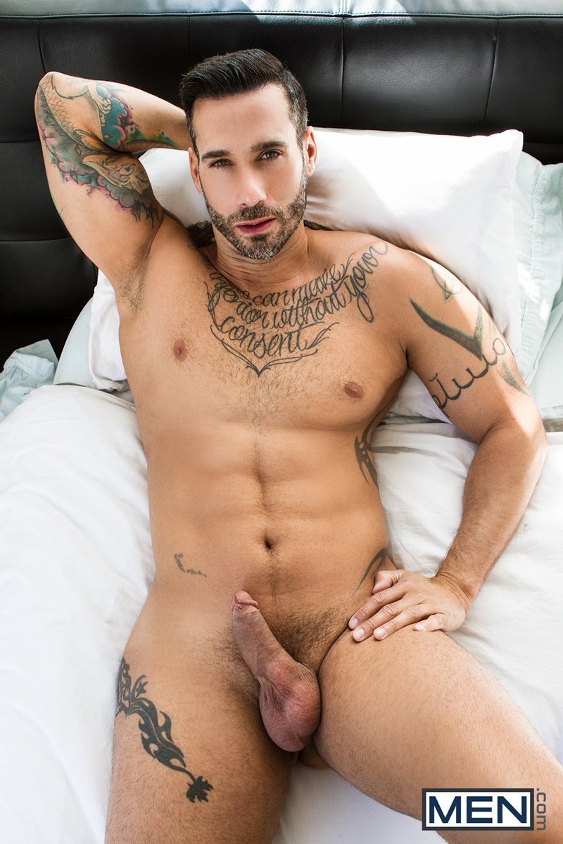 Tattooed Dudes Enjoy Fuck