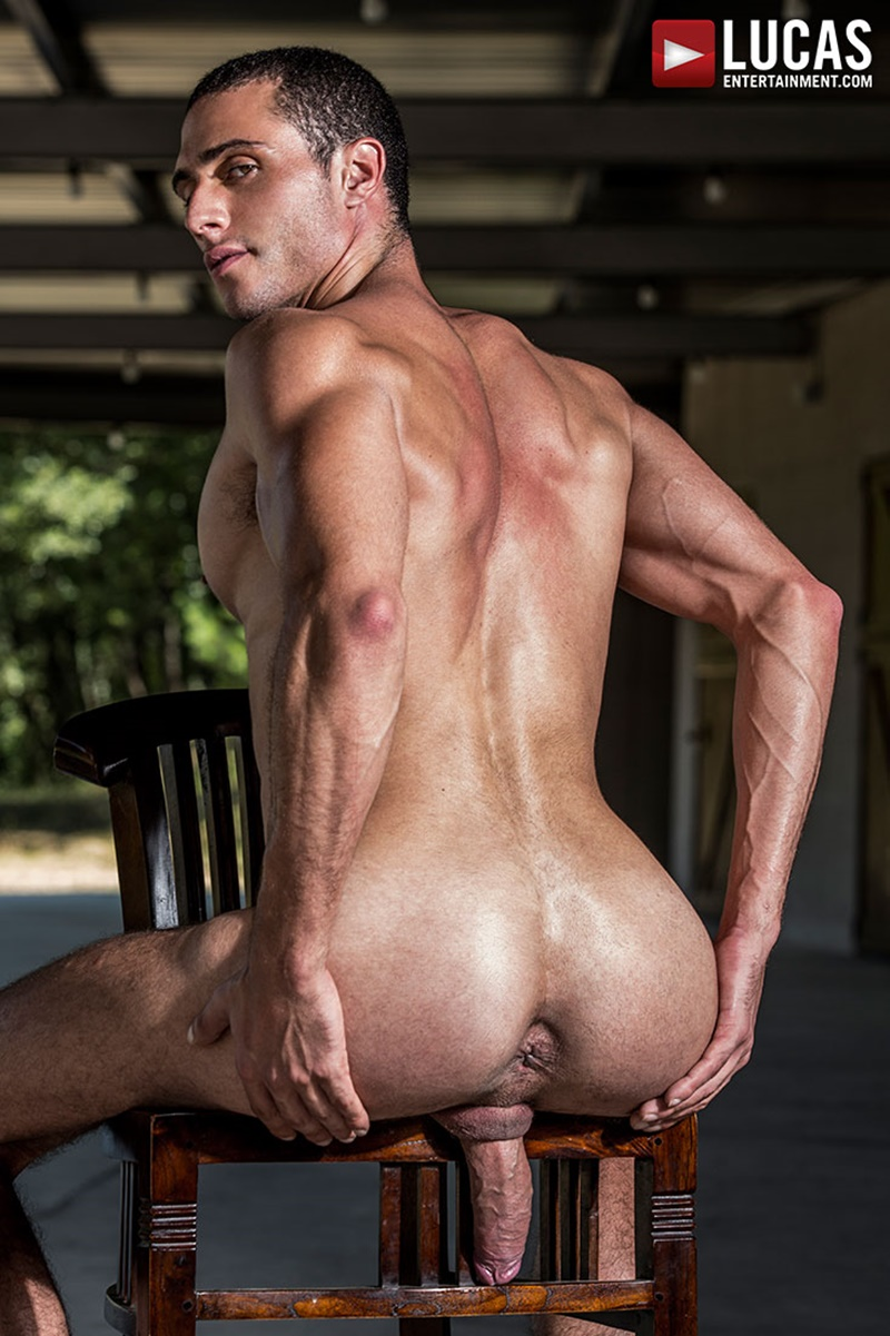 Sean Xavier And Javi Velaro Double Fucking Ben Batemens -5356