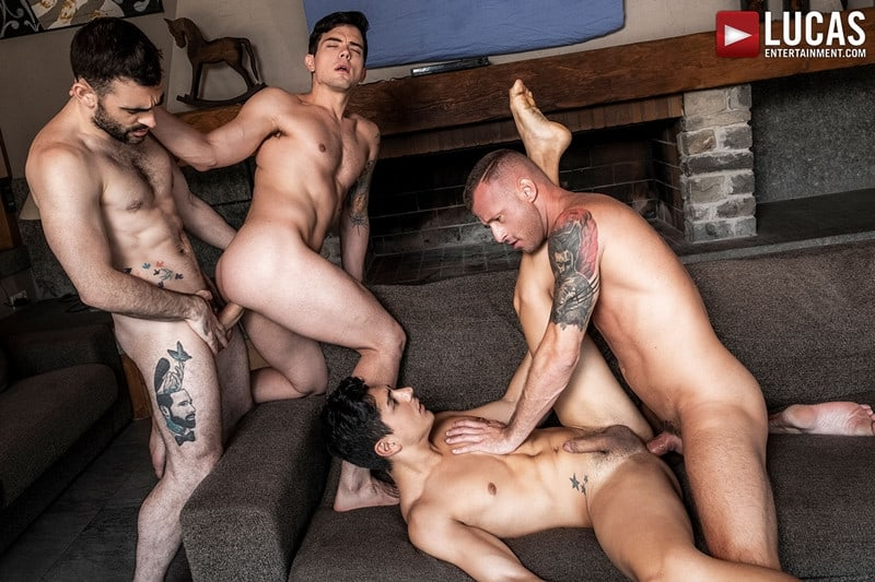 Men for Men Blog Gay-Porn-Pics-023-Dakota-Payne-Ken-Summers-Logan-Rogue-Max-Arion-Hardcore-ass-fucking-orgy-LucasEntertainment Hardcore ass fucking orgy with Dakota Payne, Ken Summers, Logan Rogue and Max Arion Lucas Entertainment
