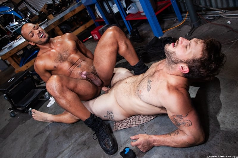 Men for Men Blog Gay-Porn-Pics-013-Nicholas-Ryder-Dillon-Diaz-hole-cock-orgasm-cum-shot-ripped-hairy-body-RagingStallion As Nicholas Ryder pounds Dillon Diaz's hole his cock explodes all over Nicolas' ripped hairy body Raging Stallion
