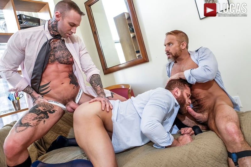 Riley-Mitchel-services-his-bosses-Dylan-James-and-Dirk-Caber-LucasEntertainment-016-Gay-Porn-Pics