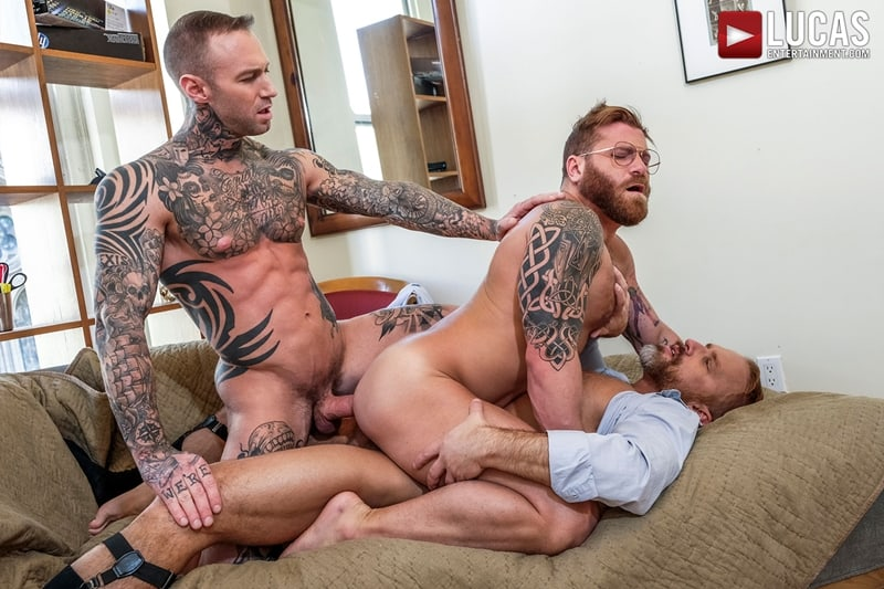Riley-Mitchel-services-his-bosses-Dylan-James-and-Dirk-Caber-LucasEntertainment-020-Gay-Porn-Pics