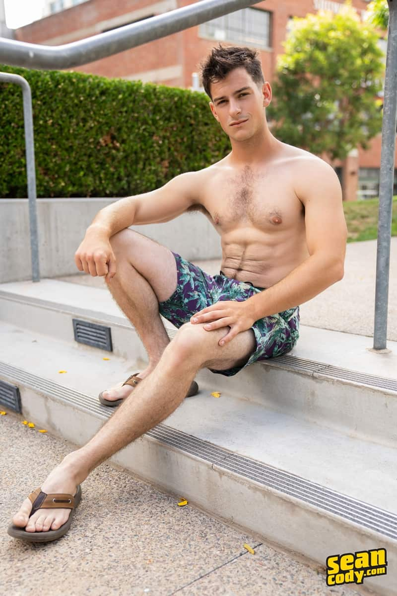 All-American-cutie-Archie-and-bleach-blonde-Josh-bareback-ass-fucking-SeanCody-007-Gay-Porn-Pics