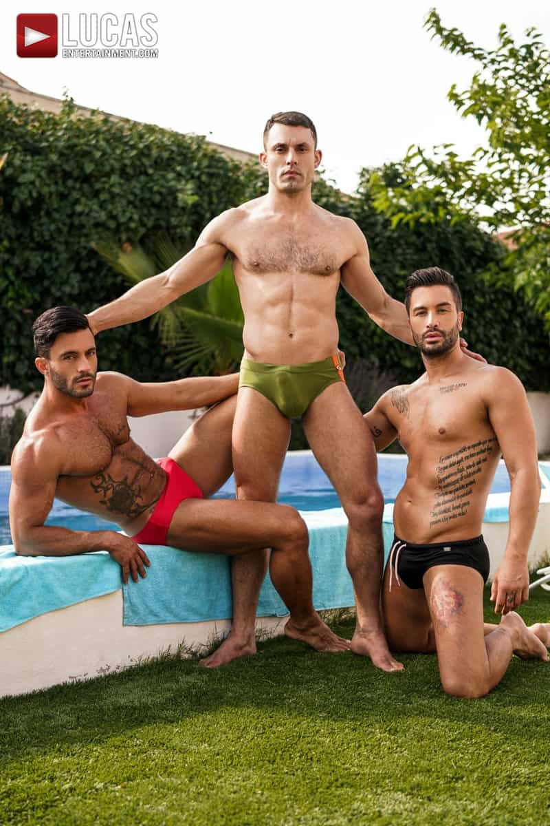 Poolside-Lucas-Men-threesome-Andrea-Suarez-Andy-Star-James-Castle-bareback-ass-fucking-orgy-LucasEntertainment-010-Gay-Porn-Pics